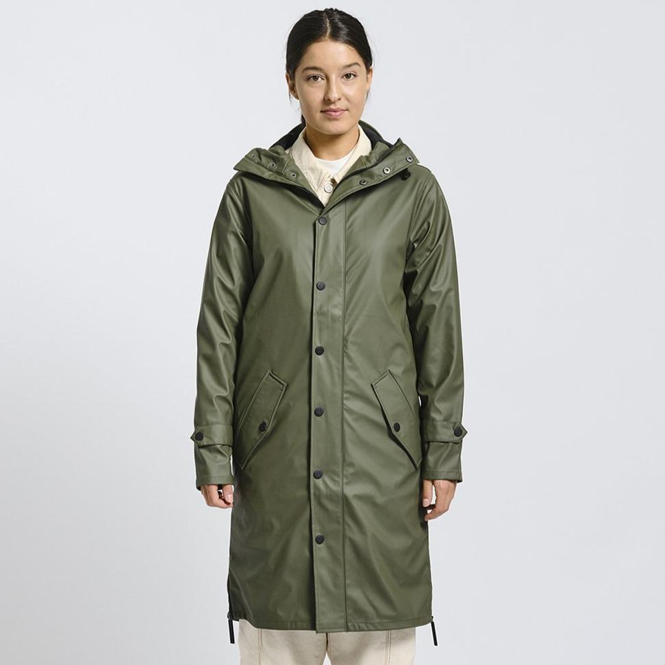 Original Raincoat Army Green