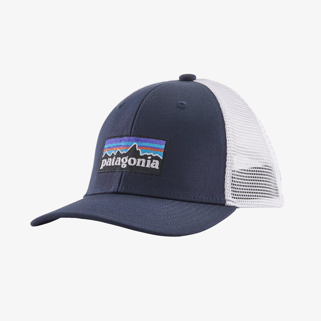 Kids' Trucker Hat Navy