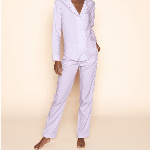 Pyjama Trousers Lavender Love