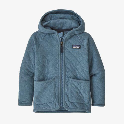 Patagonia Baby & Kids Quilt Jacket Blue