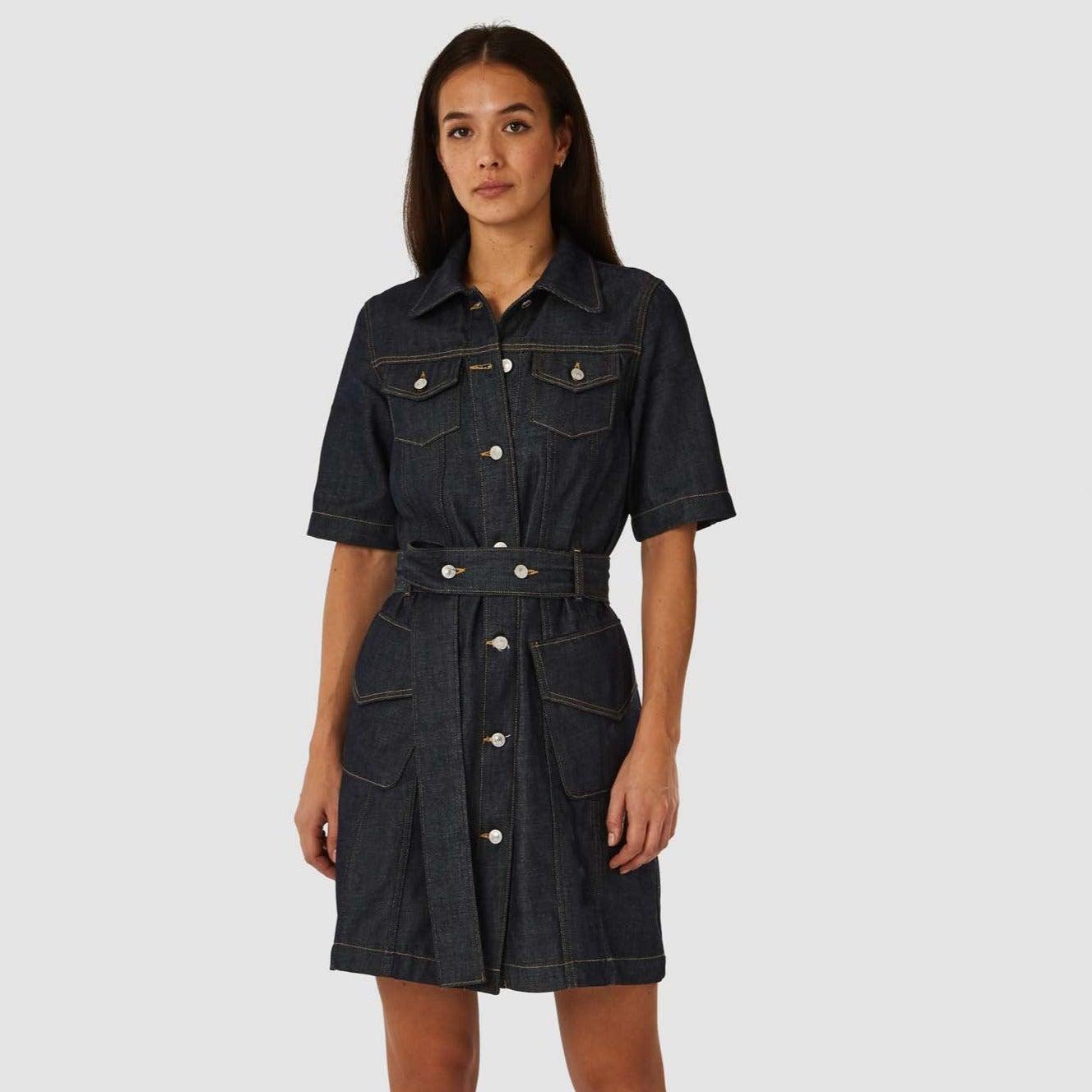 Chieko Dress Dry Gleen