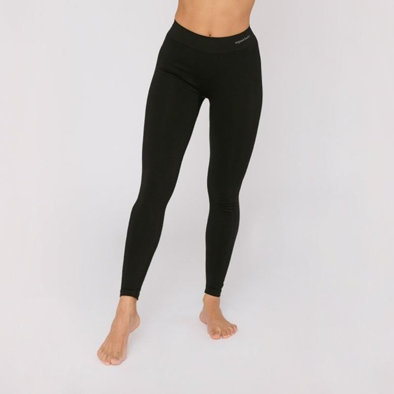 SilverTech™ Active Leggings  Black