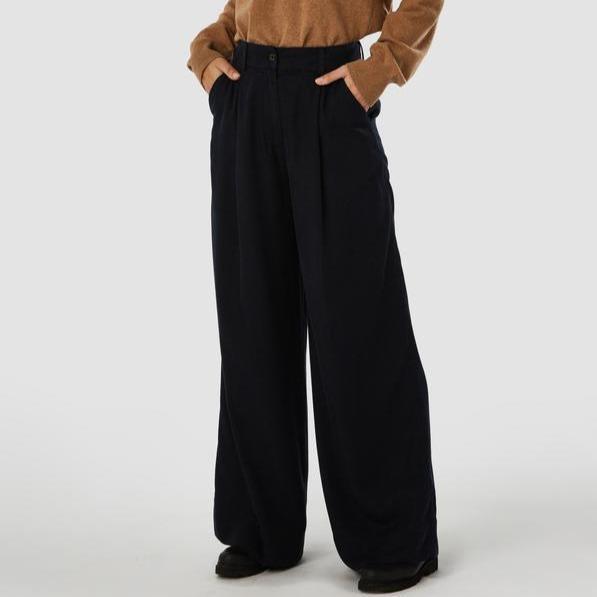 Rapunzel Trousers Blue Black