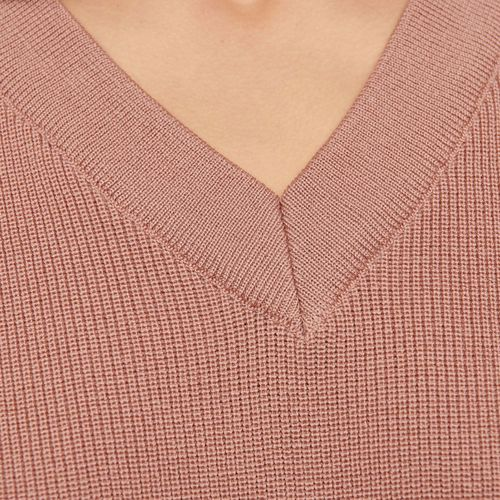 The V-Neck Merino Wool Sweater