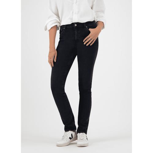 Mud Jeans Regular Swan Stone Black