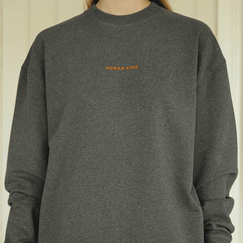 Sweatshirt Human Kind Oversized