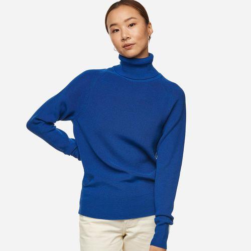 The Turtleneck Merino Wool Sweater