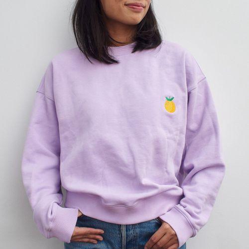 A Plus Sweater Lavender