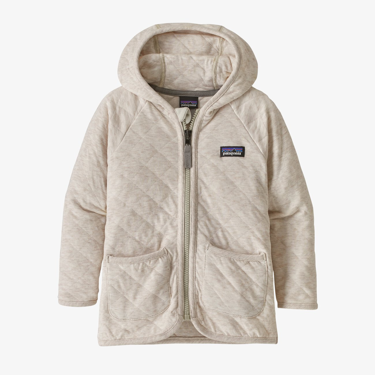 Baby & Kids Quilt Jacket White