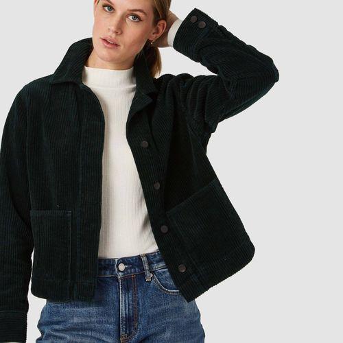 Ota Jacket Dark Green Corduroy
