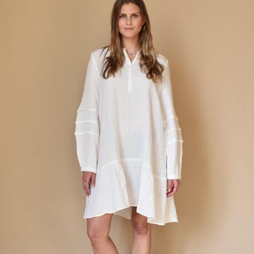 Luna Organic Cotton Dress