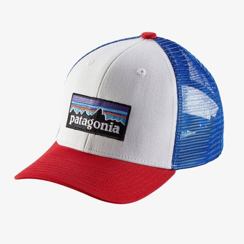 Kids' Trucker Hat White