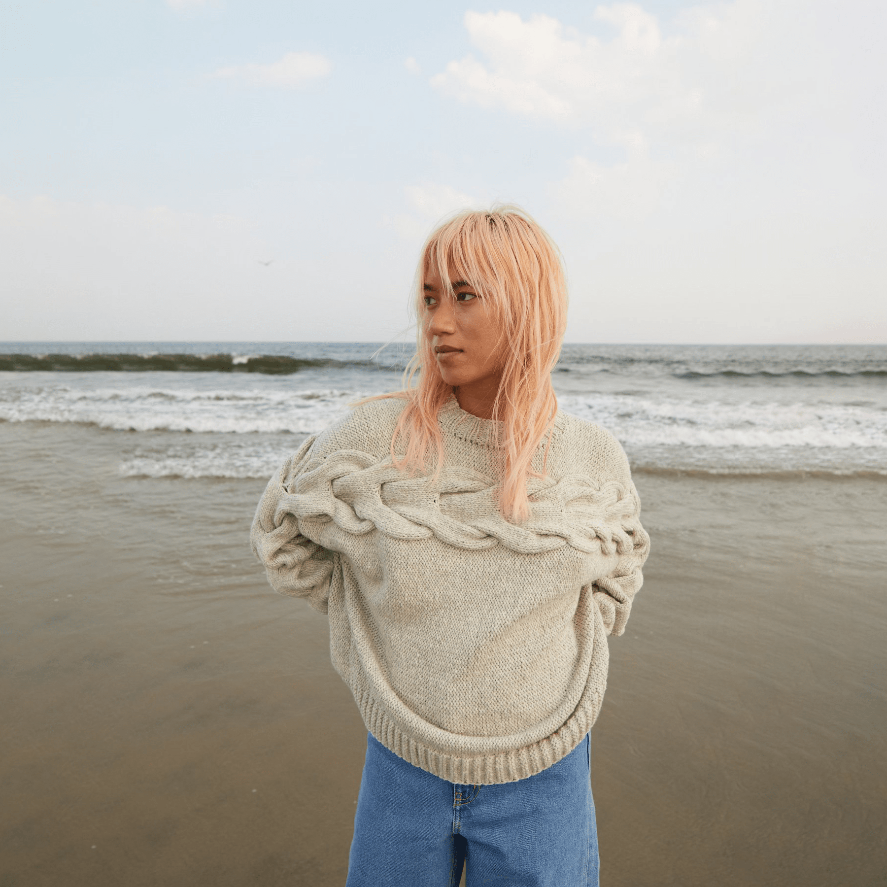 Pre Order: Jūra Sweater