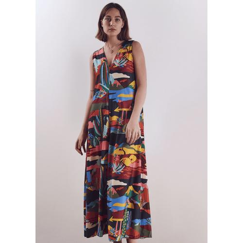 Lou Dress Nirvana by Liberty