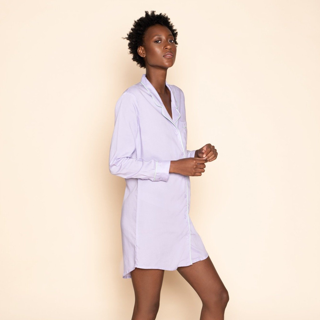 Dress Blouse Lavender Love