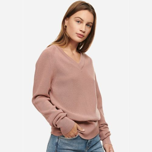 The V-Neck Merino Wool Sweater