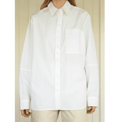Organic Cotton Shirt White