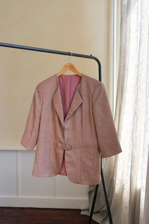 THE BOW JACKET