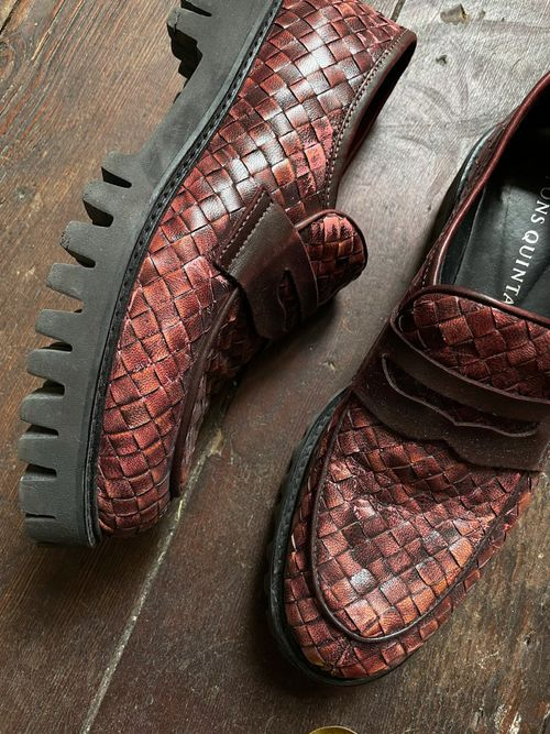 THE THICK SOLE LOAFER