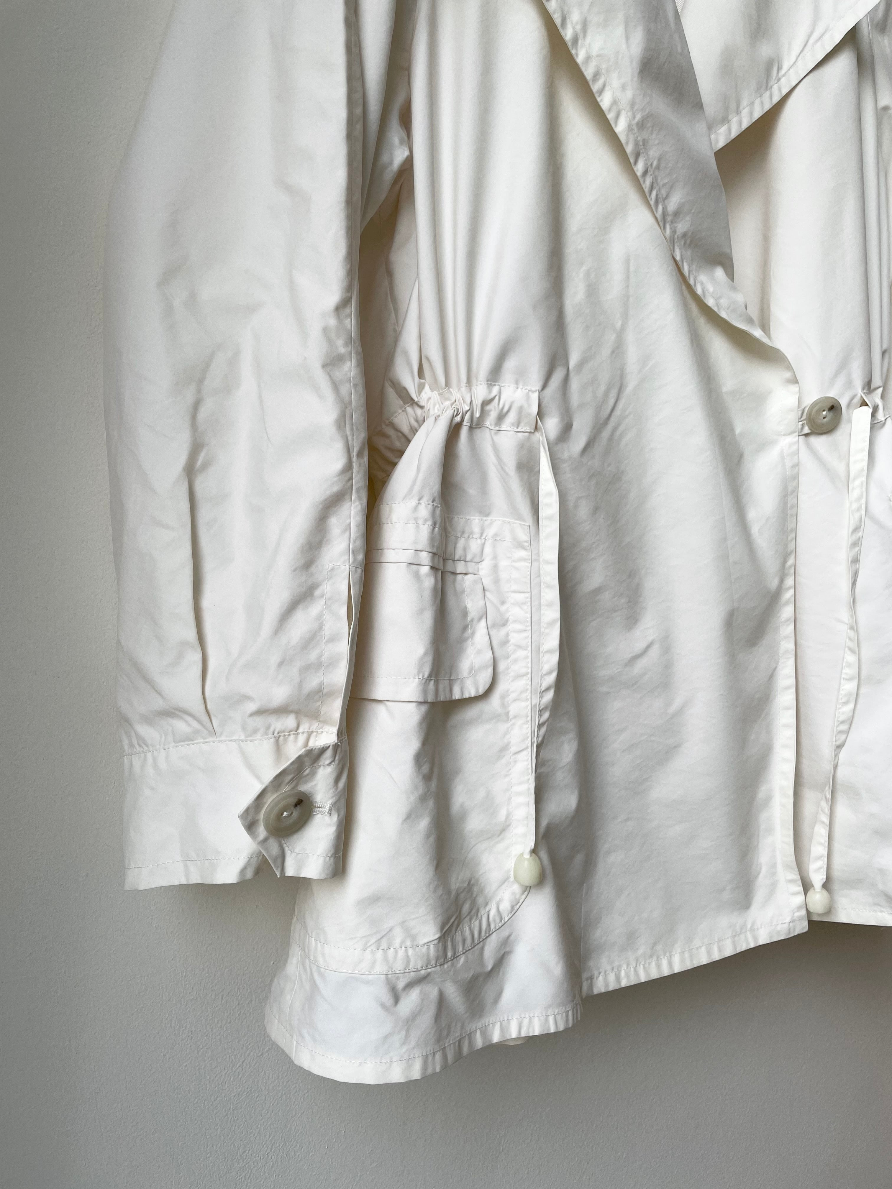 Max Mara Kimono Trench