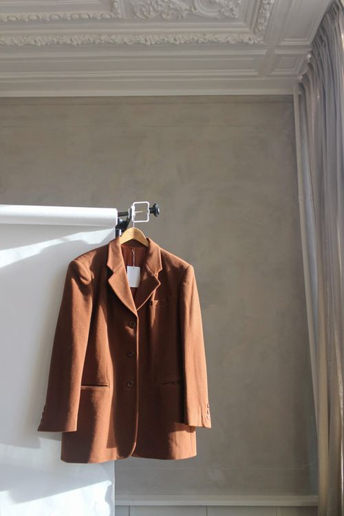 THE CINNAMON JACKET