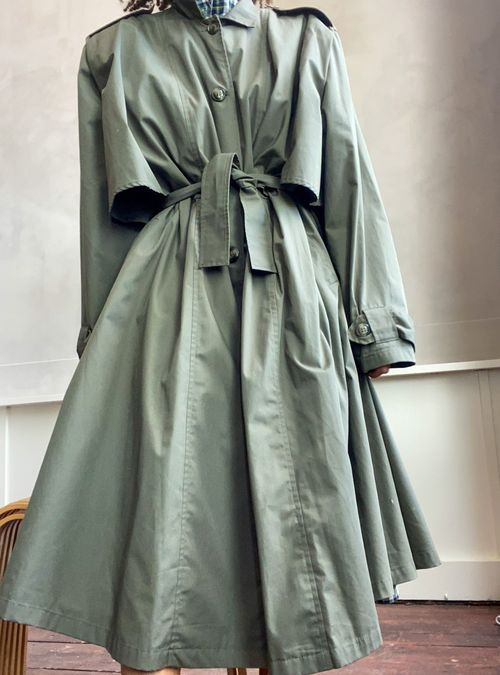 THE VOLUME TRENCH