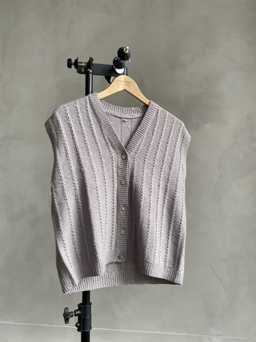 THE TAUPE VEST