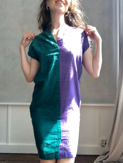 THE HALF DRESS