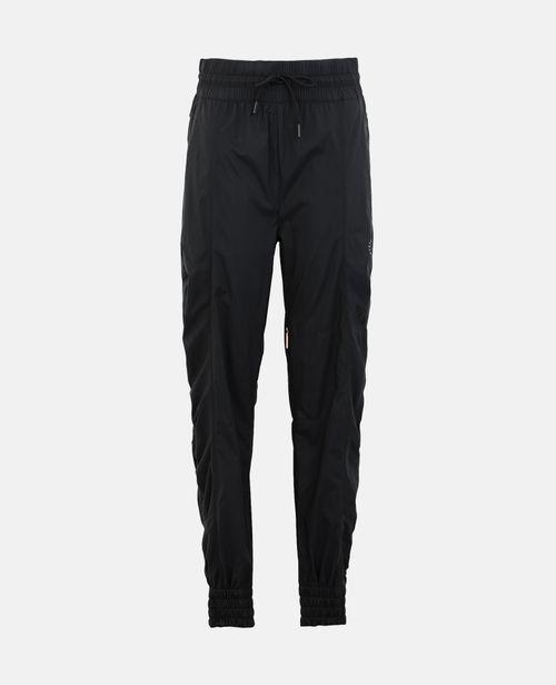 Stella McCartney - Black Woven Training Trousers