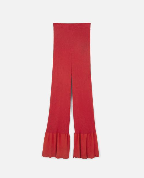 Stella McCartney - Flared Leg Trousers