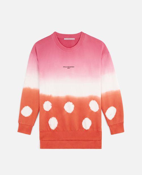 Stella McCartney - 'Stella McCartney 2001.' Tie-Dye Sweatshirt