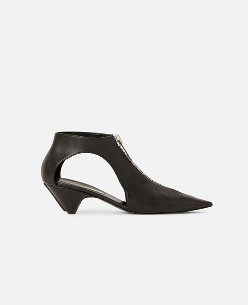 Stella McCartney - Zipit Low Heel Boots