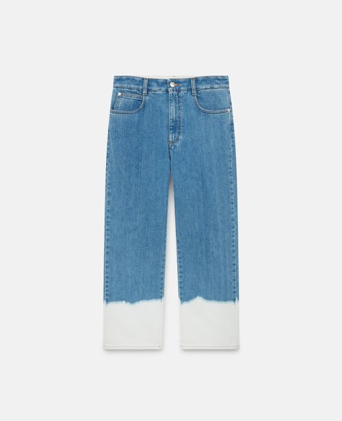 Stella McCartney - Dip Faded Jeans