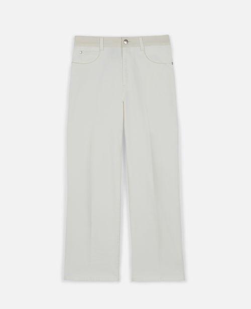 Stella McCartney - Logo Denim Trousers