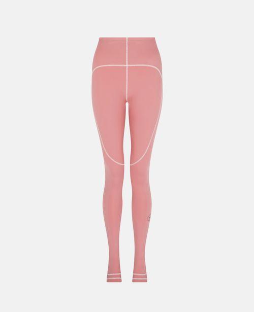 Stella McCartney - Pink Yoga High Waist Tights
