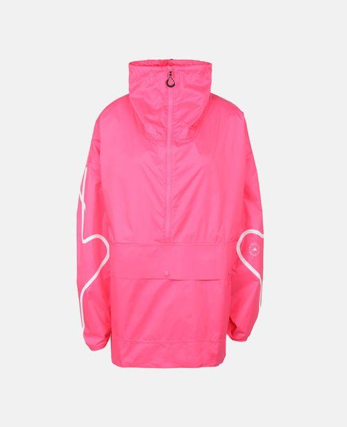 Stella McCartney - Pink Half-Zip Jacket