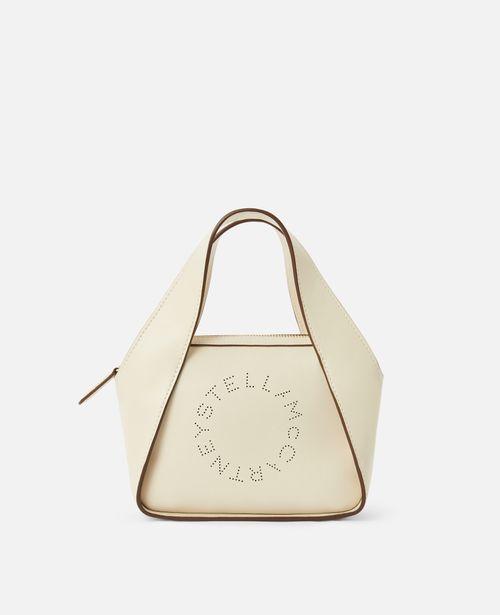 Stella McCartney - Mini Stella Logo Crossbody Bag