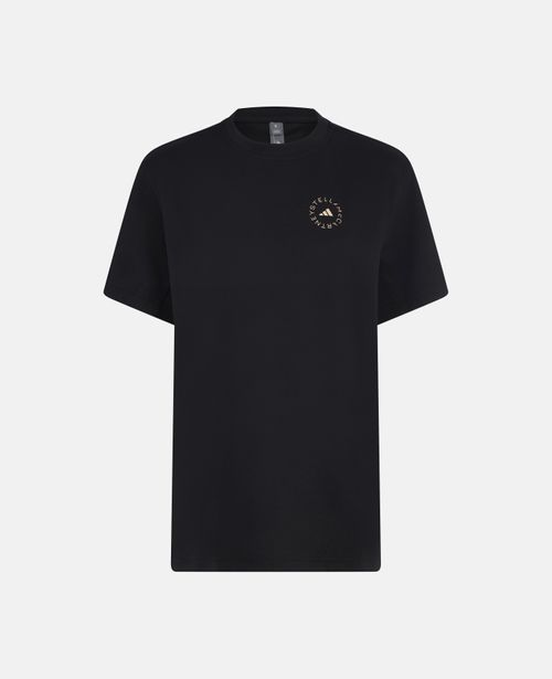 Stella McCartney - Black Training T-Shirt