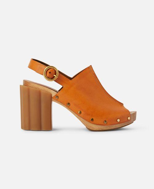 Stella McCartney - Daisy Stud Hardware Sandals