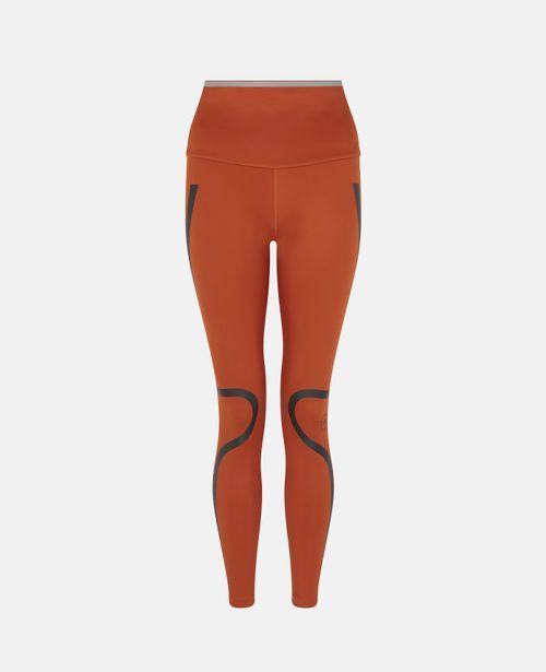 Stella McCartney - Orange TruePace Running Tights