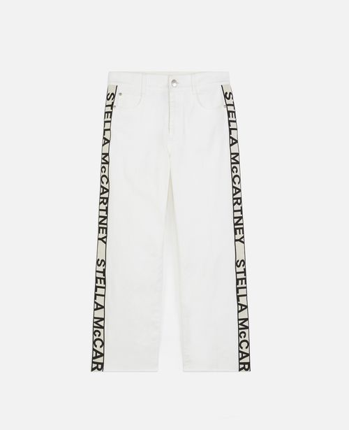 Stella McCartney - The Cropped Jeans