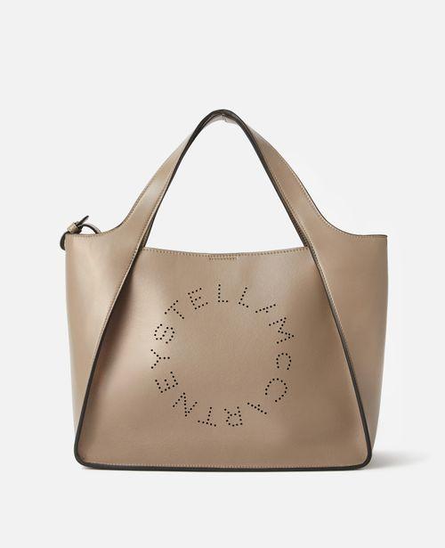 Stella McCartney - Stella Logo Crossbody Bag