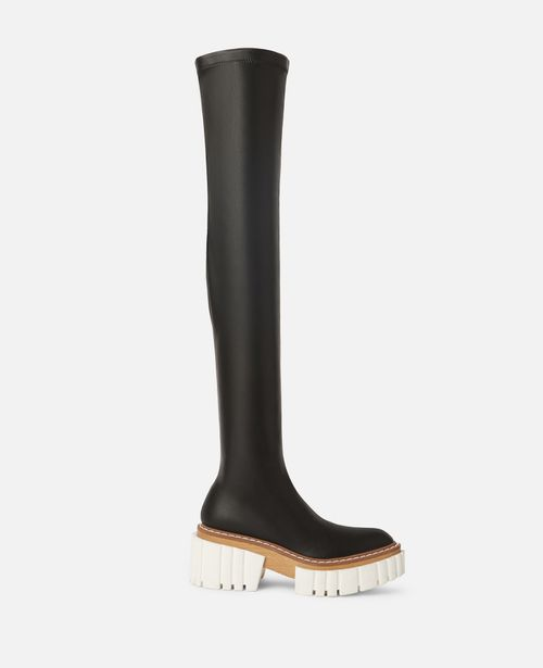 Stella McCartney - Over-The-Knee Emilie Boots