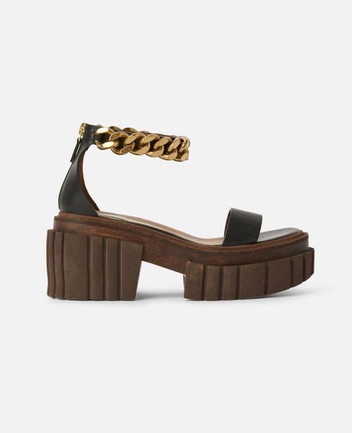 Stella McCartney - Emilie Chunky Chain Sandals