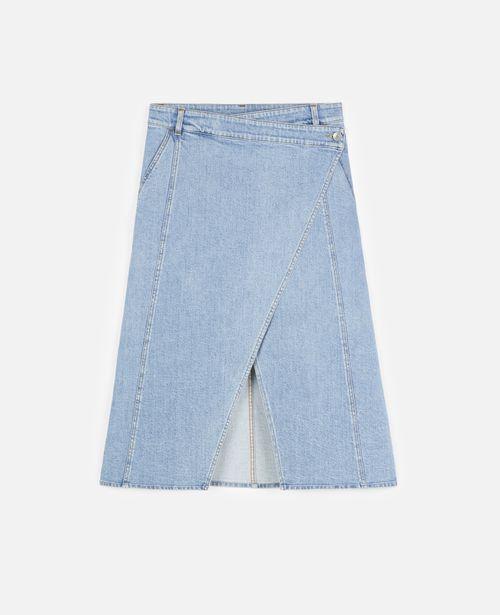 Stella McCartney - Peyton Denim Skirt