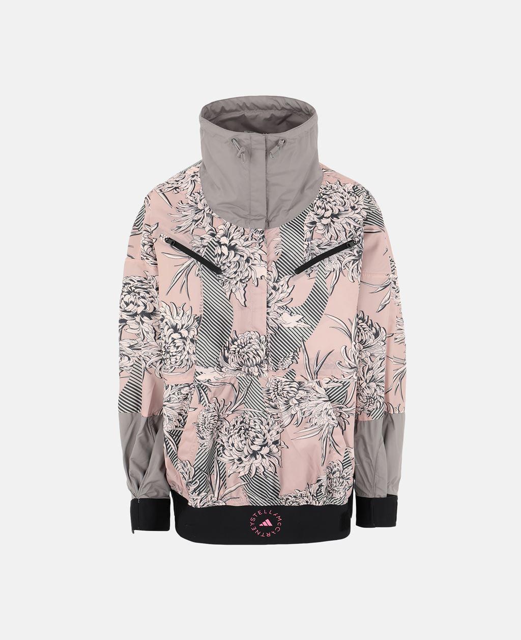 Stella McCartney Pink Future Playground Half-zip Jacket