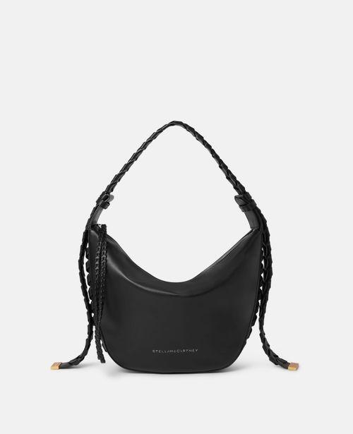 Stella McCartney - Medium Zip Hobo Shoulder Bag