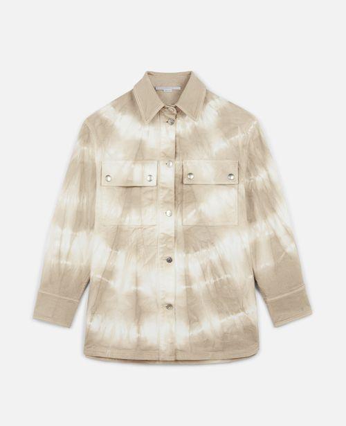 Stella McCartney - Tie-Dye Denim Shirt
