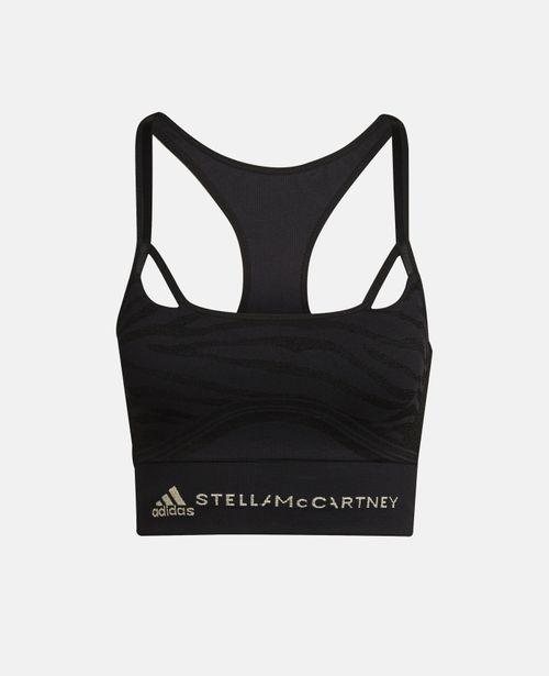 Stella McCartney - Black TruePurpose Training Bra