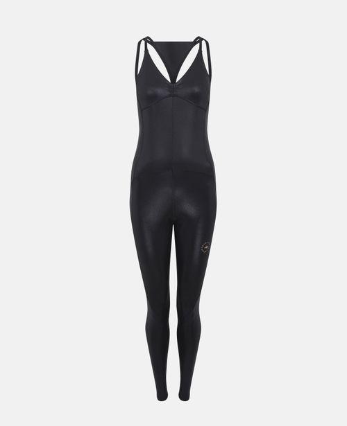 Stella McCartney - Black Training Bodysuit